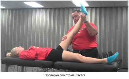 Как диагностируют боли в спине и ногах