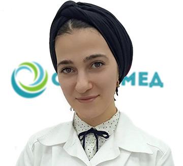 Казиева Аминат Зиявовна
