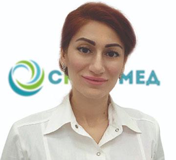 Багян Юля Самвеловна